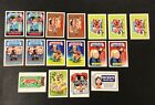 2017 Topps Garbage Pail Kids Empty-V Awards Trading Cards 9