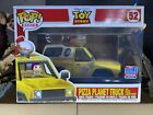 Funko Pop Rides Toy Story Pizza Planet Truck and Buzz Lightyear #52 2018 NYCC