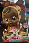 Cry Babies BONNIE The Bear Baby Doll Girls Toy Cries Tears Real Sounds
