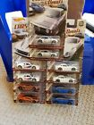 Hot Wheels Premium Car Culture Cars  Donuts Choice of 5 Casting Variations