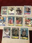 1983 Topps Football Complete Set 396 cards Original Owner From Vending boxes C