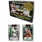 2021 Leaf Pro Set Sports Sealed Emerald Edition Hobby Box 2 AUTOS 5 CONFIRMED