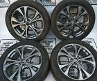 """18"""" FORD KUGA SET OF GENUINE ALLOY WHEELS WITH 235 50 18 TYRES"""