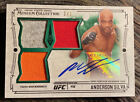 2015 Topps UFC Knockout Trading Cards 3