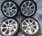 """17"""" FORD FIESTA SET OF GENUINE ALLOY WHEELS WITH  TYRES"""