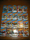 Hot Wheels Experimotors Carbonator Lot w New Model Faster Than Ever New Years