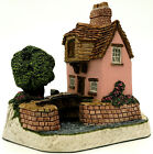David Winter Cottages Keepers Cottage 2005 Neptunes Staircase FDW 24 Coa Signed