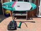 """Aztron Lunar 9ft 9 """" Stand up Paddle Board with bag, pump and paddle"""
