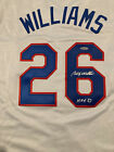 Billy Williams Signed Autograph Jersey Tristar Chicago Cubs