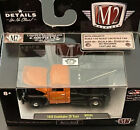 M2 MACHINES AUTO VAULT 1949 STUDEBAKER 2RTOW TRUCK1 64 Limited Edition1of4000