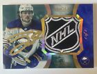 Jack Eichel Signs Exclusive Autograph Card Deal with Leaf 6