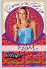STACY KEIBLER 2003 FLEER AGGRESSION WWE WWF NSCC Autograph (1 of 1500) AUTO CARD