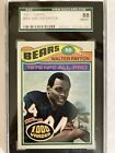 Walter Payton Football Cards, Rookie Card and Autograph Memorabilia Guide 20