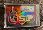 2010 TOPPS UFC KNOCKOUT TRIPLE THREADS GEORGES ST-PIERRE AUTOGRAPH RELIC 11 18!