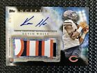 2015 Topps Inception Football Cards 16