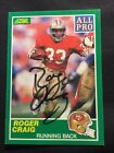Roger Craig Cards, Rookie Card and Autographed Memorabilia Guide 19