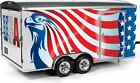 Enclosed Trailer in 118 Scale by Auto World