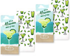 Celebrate Summer Together Its A Margarita Kind of Day 4 Pk Kitchen Towels