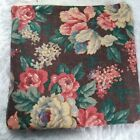 Waverly Old Mill Inn Vintage Floral Fabric Pink Brown 55 Yards 55 Wide