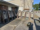 Bova 9 available price each antique arch top stained glass window 2575 x 62 X 6