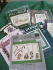 A Lot Of 7 Counted Cross Stitch  Needlework Kits Dimensions Sunset etc