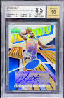 Carmelo Anthony 2003-04 Finest Refractor Rookie Patch Auto 250 BGS 8.5 POP 5