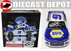 AUTOGRAPHED CHASE ELLIOTT 2020 CHARLOTTE ROVAL WIN RACED VERSION NAPA