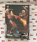 Topps This Moment Month in WWE History Wrestling Cards Checklist 8