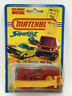 1977 Matchbox Lesney Superfast No13 SNORKEL FIRE ENG red FREE SHIPPING look