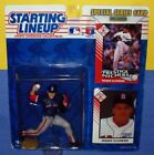 1993 ROGER CLEMENS Boston Red Sox * FREE s/h * Starting Lineup double card