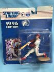 Kenner Starting Line Up Sports Superstar Collectibles WILL CLARK 1996 SEALED