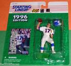 1996 DAVE BROWN New York NY Giants Rookie NM/MINT *FREE s/h sole Starting Lineup