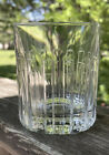 Tiffany  Co Crystal ATLAS Double Old Fashioned Glasss Used