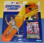 1992 HOWARD JOHNSON New York Mets NM+ *FREE_s/h* final Starting Lineup + poster