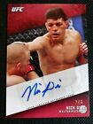 2015 Topps UFC Knockout Trading Cards 9