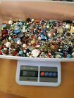 5 + Pounds Mix Lot Novelty Plastic Wood Metal Beads Crafts Redesign
