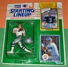1990 STEVE WALSH Dallas Cowboys Rookie NM+ *00_s/h* sole Starting Lineup + 1989