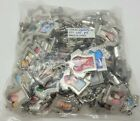 Lot 100 Silver Tone T Shirt Picture Photo Frame Jewelry Charms Pendants Findings