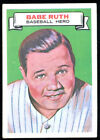 1967 Topps Who Am I? Trading Cards 7