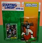 1994 RONNIE HARMON 1st & only San Diego Chargers *FREE_s/h* Starting Lineup EXNM