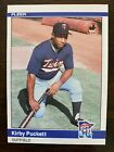 Kirby Puckett Cards, Rookie Card and Autographed Memorabilia Guide 16
