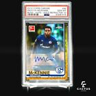 2021 Topps Weston McKennie Curated UEFA Champions League Soccer Cards 14