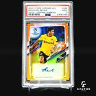 2021 Topps Giovanni Reyna American Dream Curated UEFA Champions League Soccer Cards 13