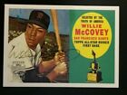 2001 Topps Archives Willie McCovey Auto Autograph