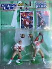1997 NFL Starting Lineup Classic Doubles Joe Montana & Jerry Rice New In Package
