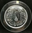 LALIQUE 1970 ANNUAL PLATE WITH ORIGINAL BOX EXCELLENT CONDITION SIGNED