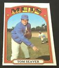 Tom Seaver Cards, Rookie Cards and Autographed Memorabilia Guide 10