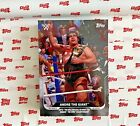 Topps This Moment Month in WWE History Wrestling Cards Checklist 16