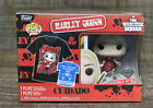 Funko Pop! Suicide Squad Harley Quinn Diamond and size M Tee Target Exclusive