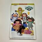 Butterick 5662 Cabbage Patch Kids Clothes Uncut Factory Folded Sewing Pattern
